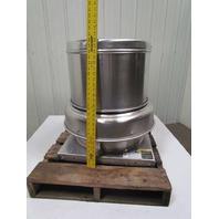 Dayton 4YU94 Downblast VentilatorFan Less Drv. Pkg 1692-2093CFM New!