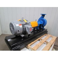Gusher Pump PCL4x6-10SEH-CBM-4A 650 GPM 50'TDH w/ 15 HP US Electric Motor