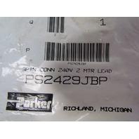 Parker PS2429JBP Solenoid Cable Plug Connector Lead