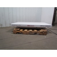 "American Lifts 4000# 115-230V 1PH 36x60"" scissor lift table atv motorcycle"