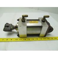 """Yates A2-C-N Pneumatic Air Cylinder 3.25"""" Bore x 2"""" Stroke"""