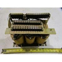 GE Fanuc A80L-0001-0273-03 Line Reactor 2.5KVA NEW