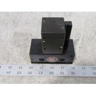 "PHD Gripper 7960-03-1101 Pneumatic 4 1/8""Closed 5/8"" Tr"