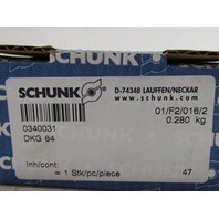 Schunk DKG 64 0340031 340031 Pneumatic Parallel Gripper NIB