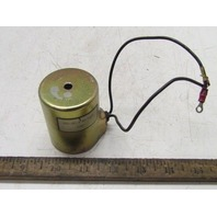 "Solenoid Coil 36VDC 6007900 D D106 SPO-101-N-00-36Q36 9309 2"" Dia 2 5/8"" OAL"