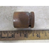 "Apex SF 21MM15 21 mm 6 pt Socket 1/2"" Sq Drive 1 1/2"" Long Socket NEW"