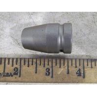 "Apex SF-11MM15 11 mm 6 pt 1/2"" Sq Drive 1 1/2"" Long Socket NEW"