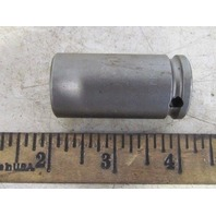 "Apex 18MM23 18 mm 6 pt 3/8"" Sq Drive 2"" Long Socket NEW"