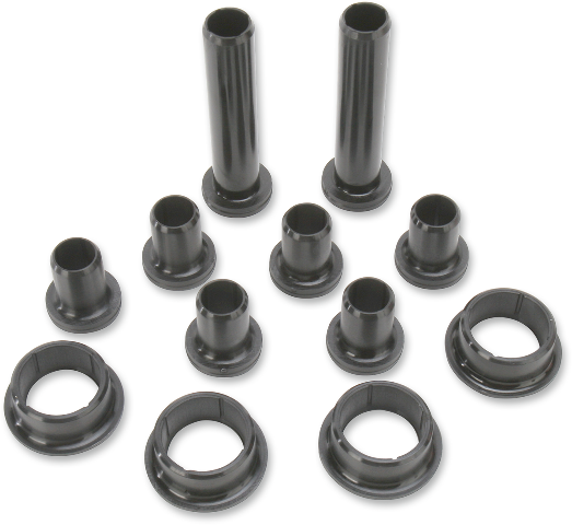 Moose Black Rear Independent Suspension Bushing Kit for 00-19 Polaris Sportsman