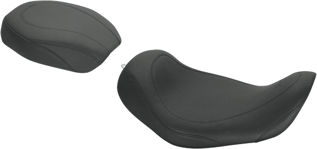 Mustang Tripper Wide Motorcycle Solo Seat 06-17 Harley Dyna FXDF FXDB FXDL FLD