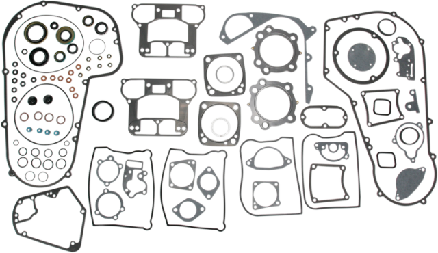 Cometic EST Complete Gasket Kit Evolution Big Twin harley 84-91 FLT, FXR 5 speed