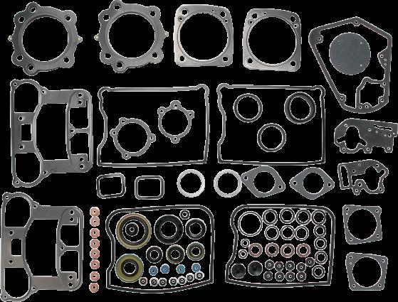 "Cometic 3 1/2"" Viton EVO Engine Gaskets 84-91 Harley Dyna Softail Touring FXR"
