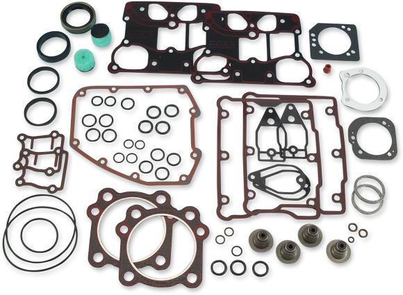 "James Gasket .046"" Twin Cam Engine Gasket Kit 05-10 Harley Dyna Touring Softail"