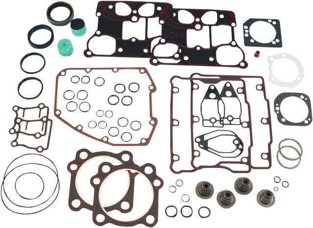 "James Gasket .036"" Engine Motor Gasket Kit 05-10 Harley Dyna Touring Softail"
