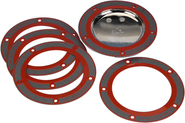 James Gasket Single 5 Hole Derby Cover Seal for 06-17 Harley Dyna Touring FXST