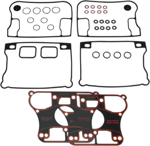 James Gasket Rocker Box Cover Gasket Kit 92-99 Harley  Touring Softail DYNA FLHT