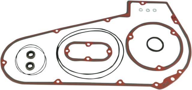 James Gasket Primary Gasket Seal O-Ring Kit 65-89 Harley Softail Touring FX FLH