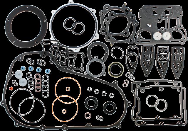 "Cometic EST Complete Engine Gasket Kit for 07-17 Harley CVO 110"" Air Cooled"