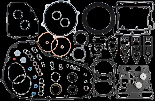 """Cometic Complete Engine EST Gasket Kit for 110"""" CVO Harley Air Cooled Motors"""