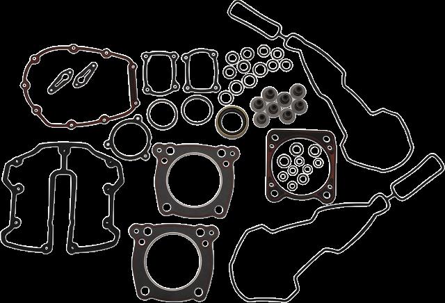 James Gasket M8 Motor Engine Gasket Kit for 2017 Harley Davidson Touring FLHX