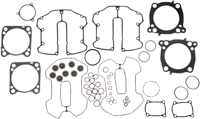 "Cometic 4.250"" Bore Top End Gasket .040"" Head Gasket Kit for 17-19 Harley M8"