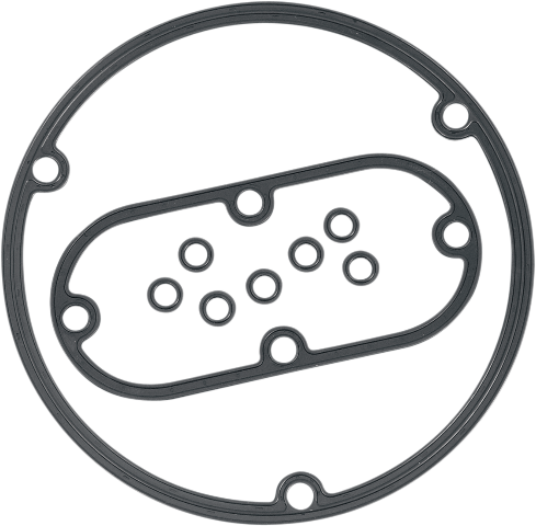 James Gasket Derby Inspection Cover Seal Kit for 70-98 Harley Touring Softail FX