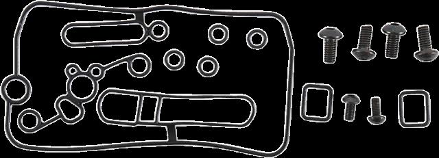 Moose Racing Carburetor Mid Body Gasket Kit for 04-14 Honda Kawasaki Suzuki