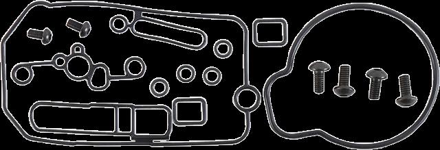 Moose Racing FCR Carburetor Mid Body Carb Gasket Kit for 00-07 KTM Yamaha