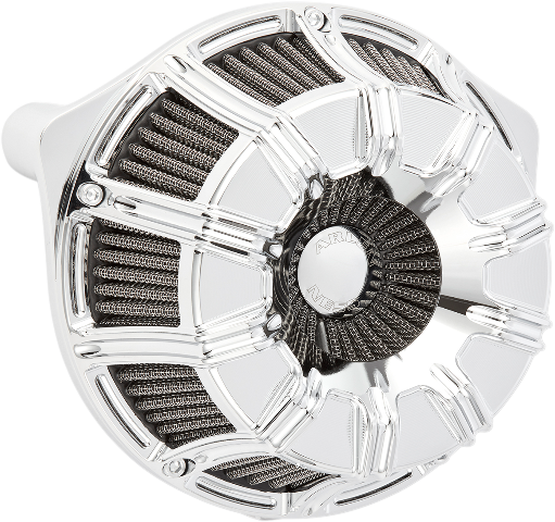 Arlen Ness Chrome Inverted Air Cleaner Filter 99-17 Harley Touring Softail FXSB