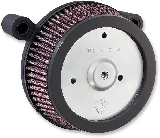Arlen Ness Chrome Big Sucker Air Cleaner Filter 15-19 Harley Street XG 500 700