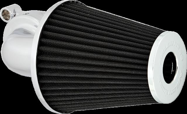 Arlen Ness Chrome Monster Sucker Air Cleaner Filter 99-17 Harley Touring Softail