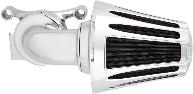 Arlen Ness Chrome Monster Sucker Air Cleaner Filter Kit for 08-17 Harley Touring