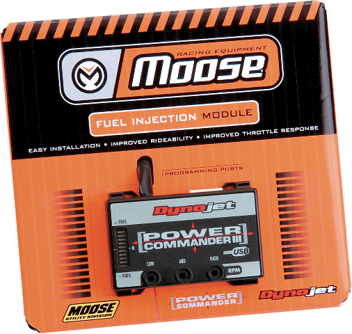 Moose Power Commander III Fuel Injection Module for 2004 Polaris Sportsman 700