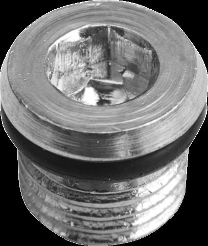 "Drag Specialties Magnetic 5/16""-18 Primary Drain Plug 04-06 Harley Davidson"