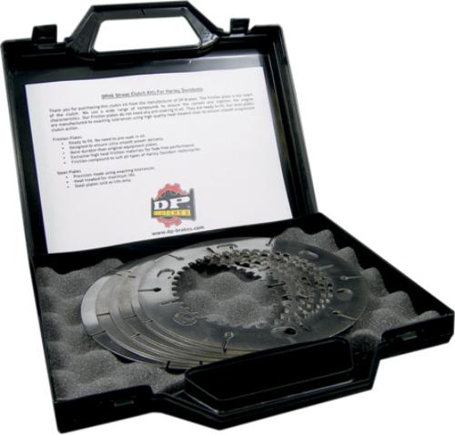 DP Brakes High Performance Steel Clutch 5 Plates  84-90 Harley Sportster XL