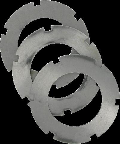 Drag Specialties Steel Clutch Plate Kit for 41-67 Harley Knucklehead Hydra Glide