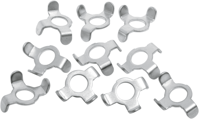 James Gasket 10 Pack Inner Primary Lock Tabs for 85-06 Harley Dyna Touring FLHX