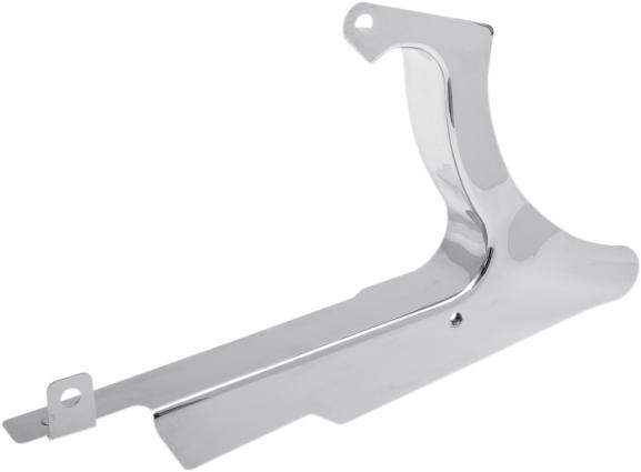 Drag Specialties Chrome Rear Belt Guard 00-06 Harley Softail FLST FLSTN FLSTF