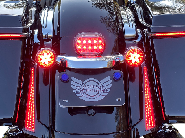 custom dynamics tail light