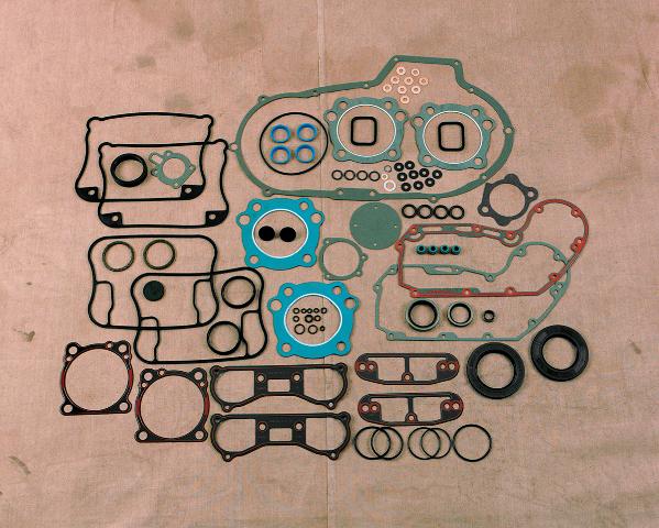 """James Gasket .045"""" Engine Gasket Kit 91-03 Harley Sportster XL XLH Deluxe Hugger"""