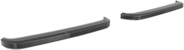 Custom Dynamics LED Smoke Lens Saddlebag Lid lights for 10-13 Harley Touring