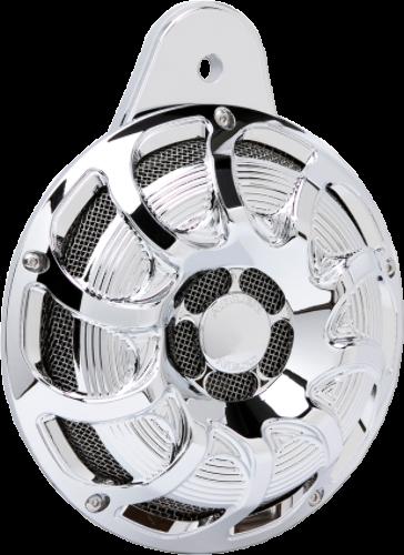 Arlen Ness Billet Chrome Drift Fitted Electric Horn 07-20 Harley Sportster XL
