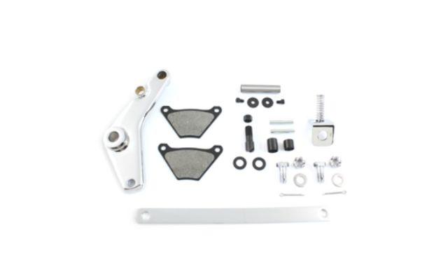 Vtwin Banana Brake Caliper Hardware Rebuild Kit 73-80 Harley Touring FL FX
