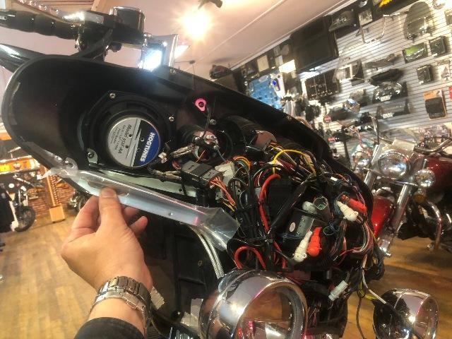 Drag Specialties Left Side Inner Fairing Support Bracket 96-13 Harley Touring