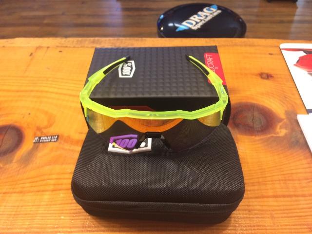 100% Purple Acidulous Mirror Speedcraft SL Dual Sport Unisex Sunglasses