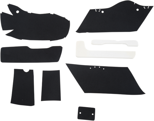 Drag Specialties Hard Saddlebag Liner Lining Kit for 14-19 Harley touring