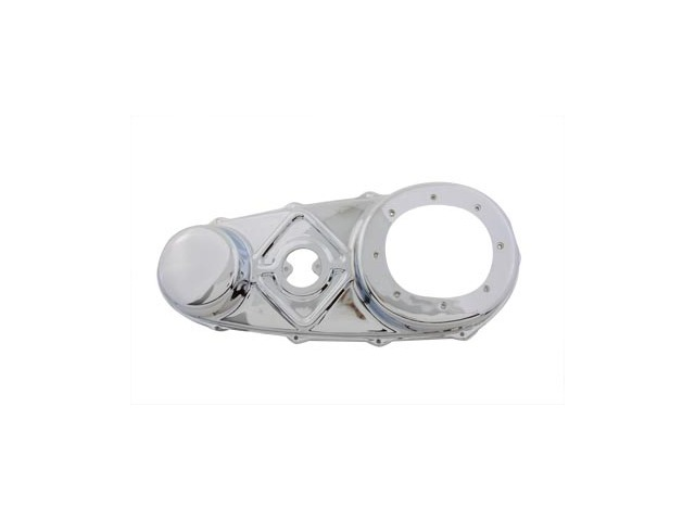 Vtwin Chrome Outer Primary Cover 55-64 Harley FL Panhead