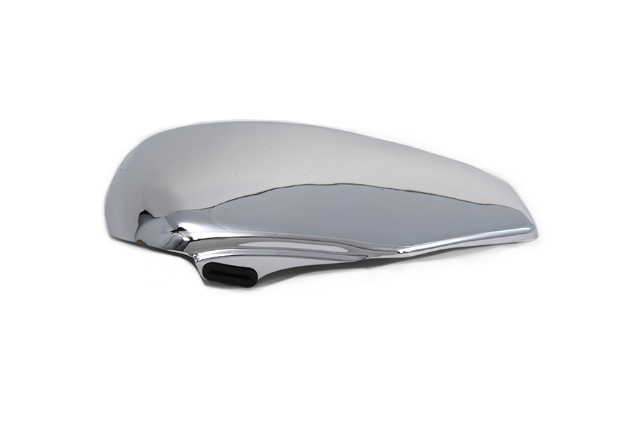 Battery Left Side Cover Chrome,for Harley Davidson,by V-Twin