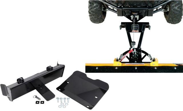 Moose Snow Plow Plate & Frame Mount Kit for 16-18 Honda Pioneer 1000 1000-5