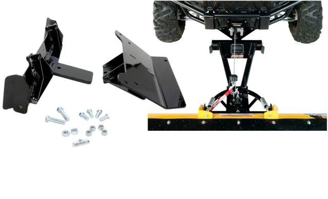 Moose Snow Plow Plate & Frame Mount Kit for 13-18 Polaris Ranger XP 1000 900 570